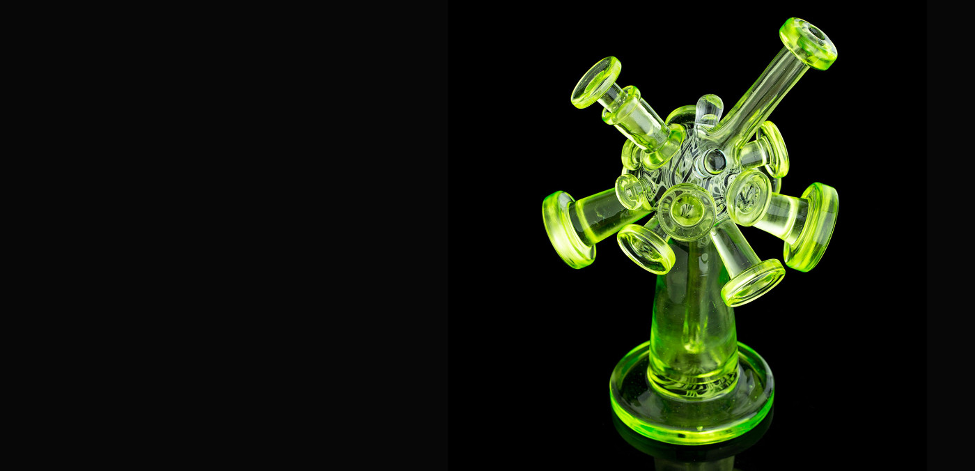 Smokin' Deals on all Custom Glass